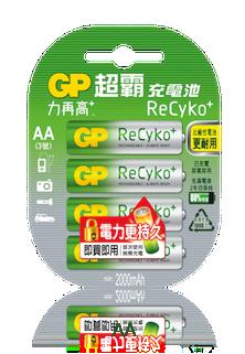 ReCyko+