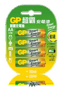 GP智醒充電池